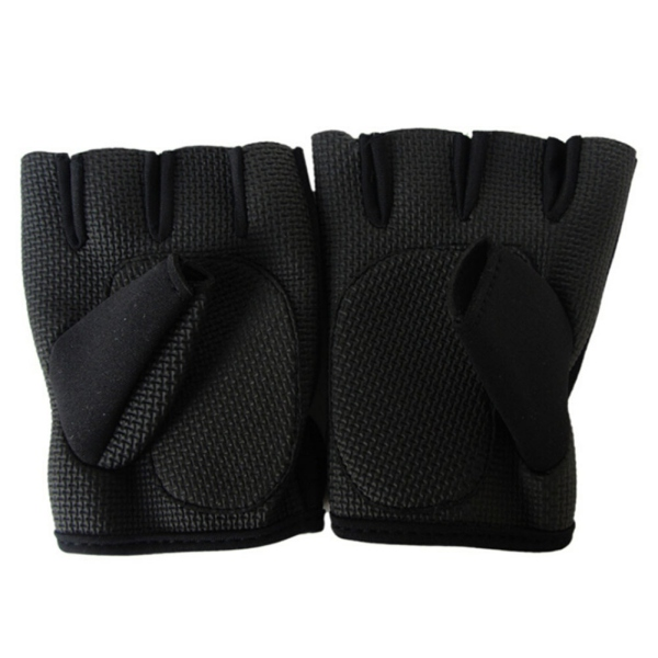 Sport Gloves For Gym: Work Out Gloves Women Men Weight Lifting Gym Half Finger