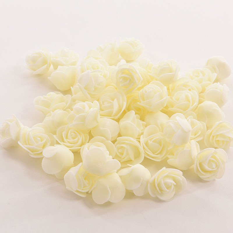 How to make a small bridal bouquet with silk flowers flowers healthy us 50pcs mini roses artificial fake silk flower mightylinksfo
