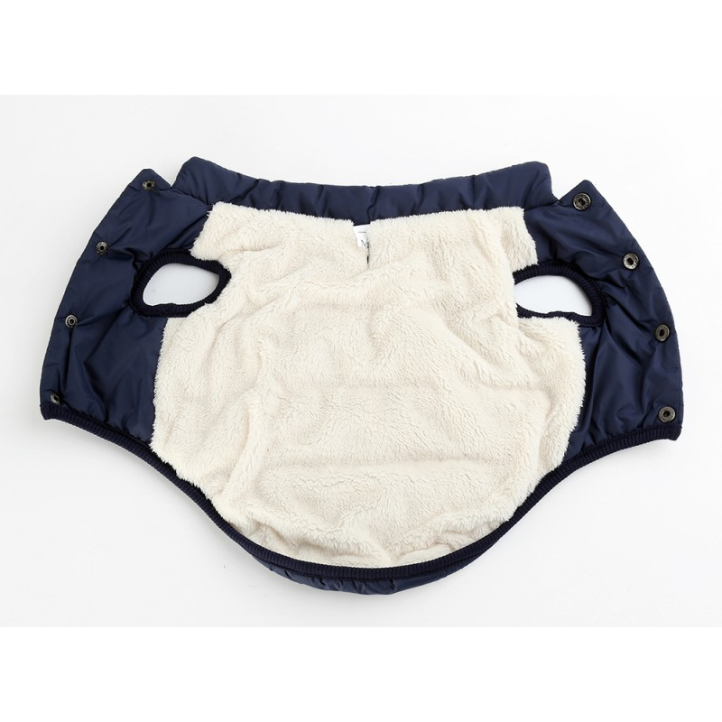 Small-Large-Pet-Dog-Winter-Warm-Coat-Sweater-Puppy-Fleece-Jacket-Vest-Clothes-US thumbnail 18