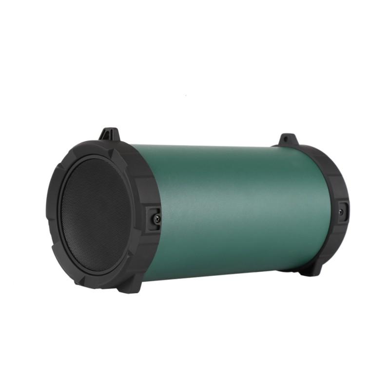 Edal 4 In 1 Indoor/Outdoor Portable Bluetooth 2.1 Cylinder Loud Speaker Wireless