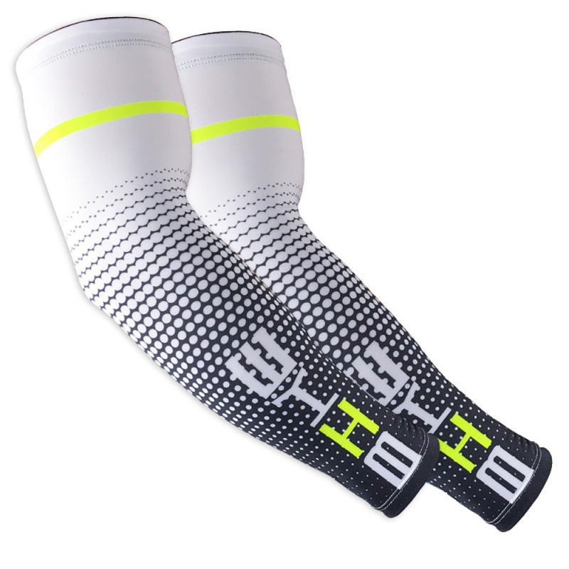 1-Pair-Compression-Arm-Elbow-Brace-Sleeve-Sport-Breathable-Fitness-Sportswear-US