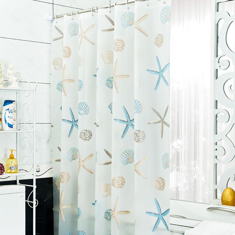 USA Waterproof Fabric Nature Scenery Bathroom Shower Curtain Panel ...