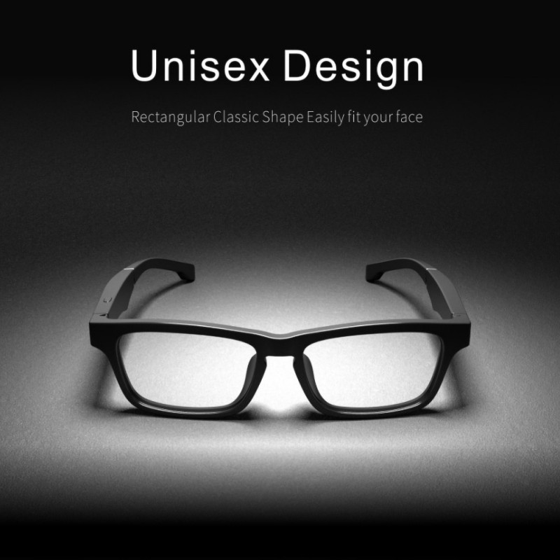 bluetooth wireless hand free glasses bone conduction